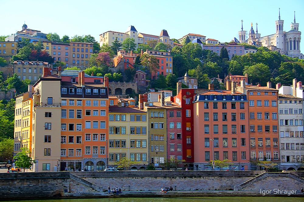 Lyon by Igor Shrayer