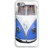 VW Blue iphone Case iPhone Case/Skin