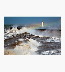 South Shore Storm ~ October 2011 Photographic Print