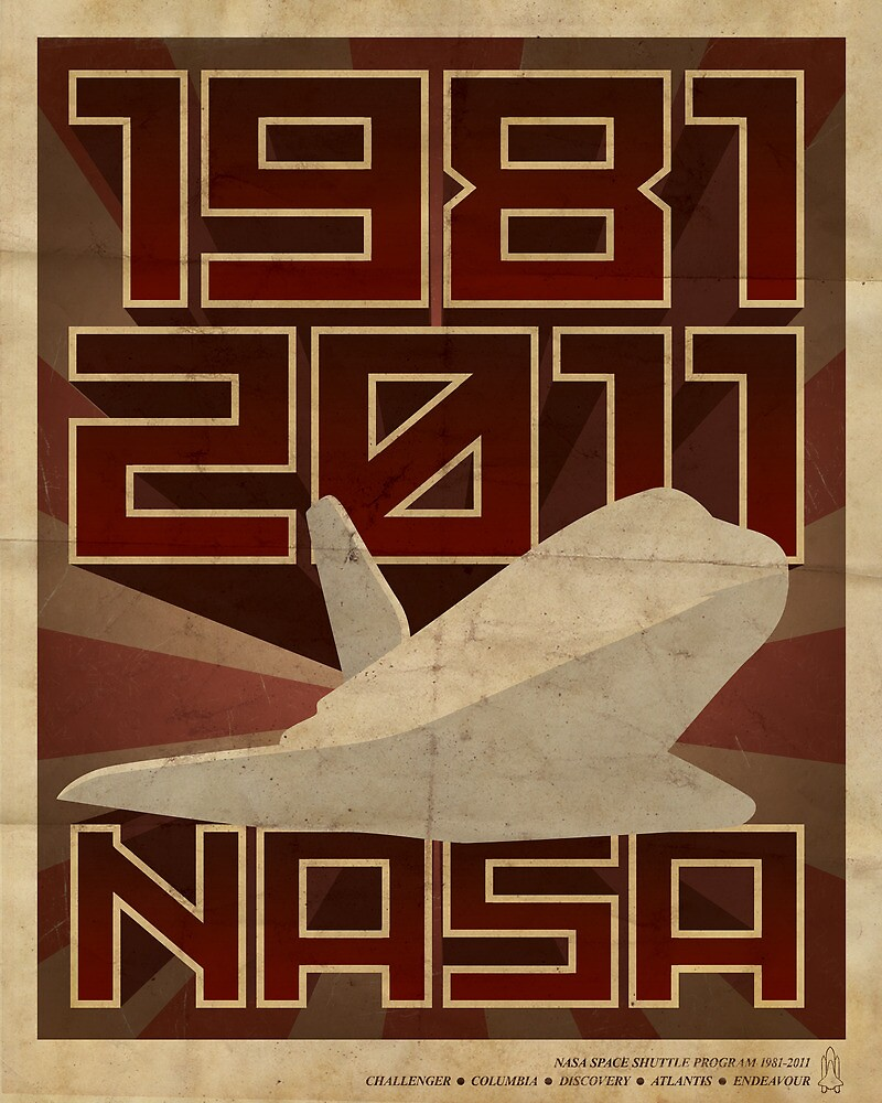 NASA  1981-2011 by renduh