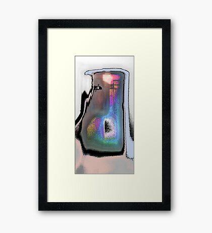 Transparency Framed Print