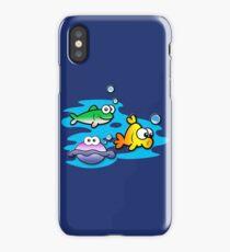 Fishy Friends iPhone Case/Skin