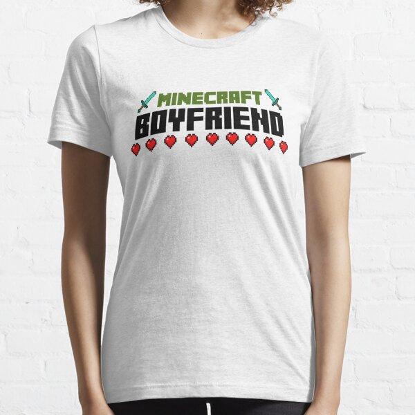 MINECRAFT BOYFRIEND Essential T-Shirt