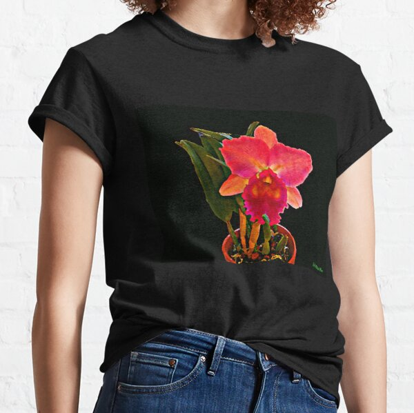 Painted Orchid Classic T-Shirt