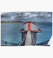 Tenby Lifeboat House 5 Poster