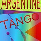 Argentine Tango by Melanie Stinson