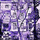 Hundertwasser House by bubblehex08