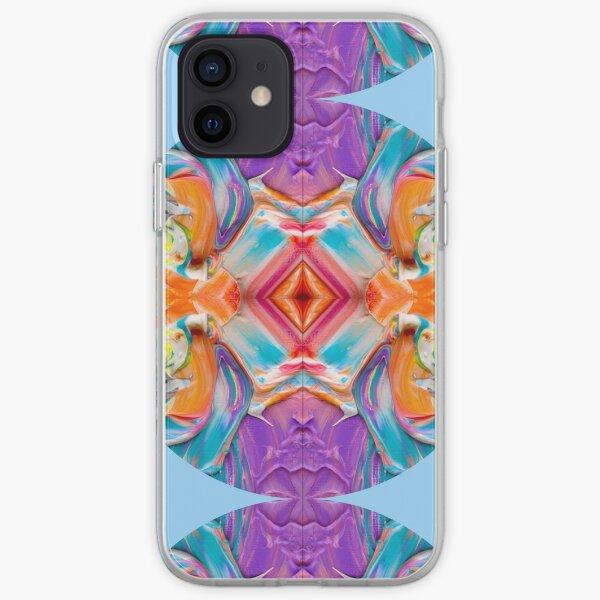 África inspired II iPhone Soft Case