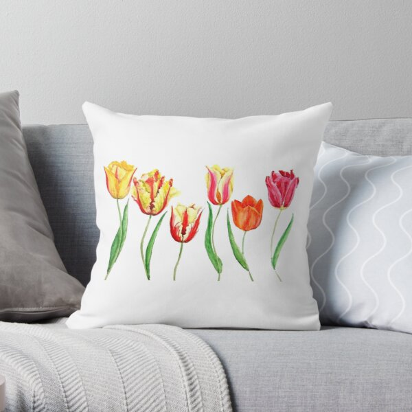 Country Art Pillows Cushions Redbubble