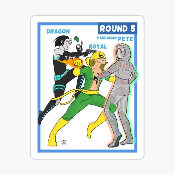 Summoner Showdown Round #5 Sticker