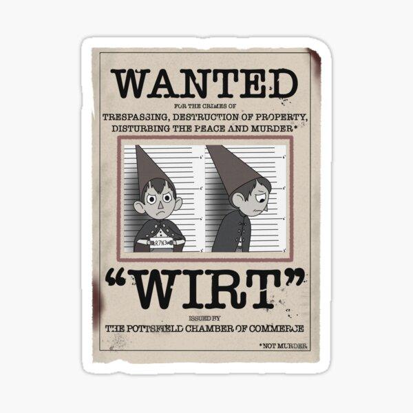 Pottsfields am meisten Wirt-ed Sticker