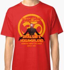 Dhalsims Yoga Studio Classic T-Shirt