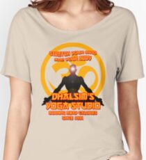 Dhalsims Yoga Studio Women's Relaxed Fit T-Shirt