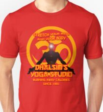 Dhalsims Yoga Studio T-Shirt