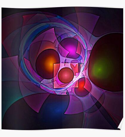 Geometries Poster