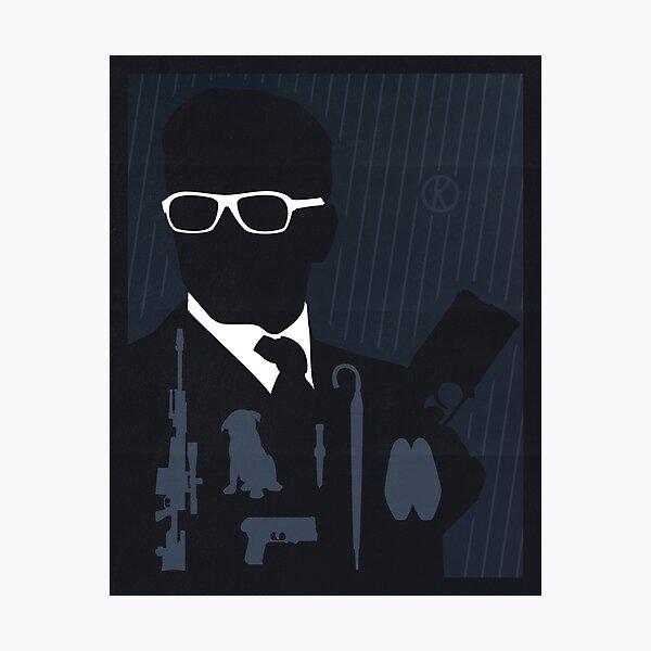 Kingsman: poster [2] Photographic Print