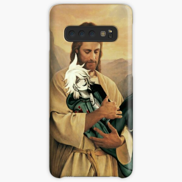 father and son Samsung Galaxy Snap Case