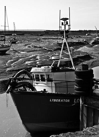 Fishing Boat by domwilson94