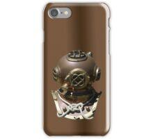 Diver Hard Hat iPhone case iPhone Case/Skin