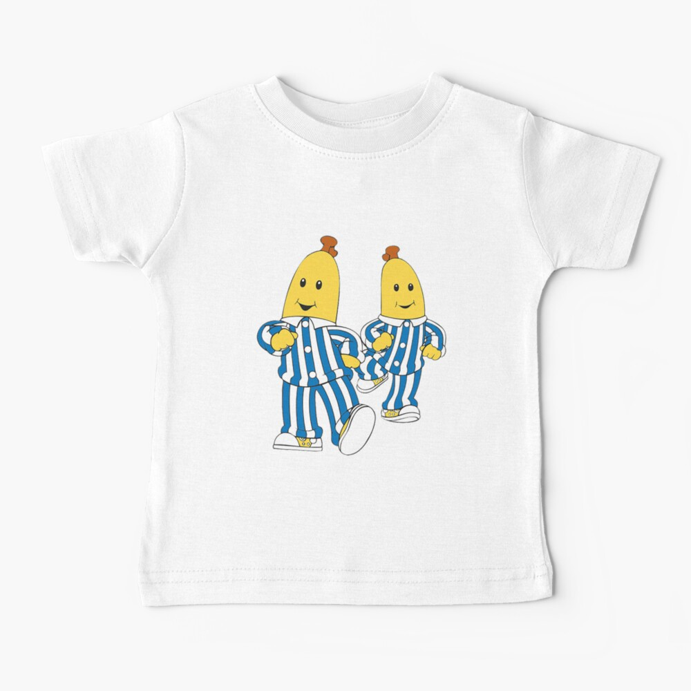 Silly Bananas Pyjamas - They Are Coming Down - Cute Australian Nostalgic Kids Gift - Classic Australia Baby T-Shirt