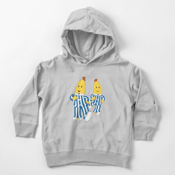 Silly Bananas Pyjamas - They Are Coming Down - Cute Australian Nostalgic Kids Gift - Classic Australia Toddler Pullover Hoodie