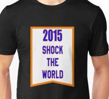 2015 SHOCK THE WORLD Unisex T-Shirt