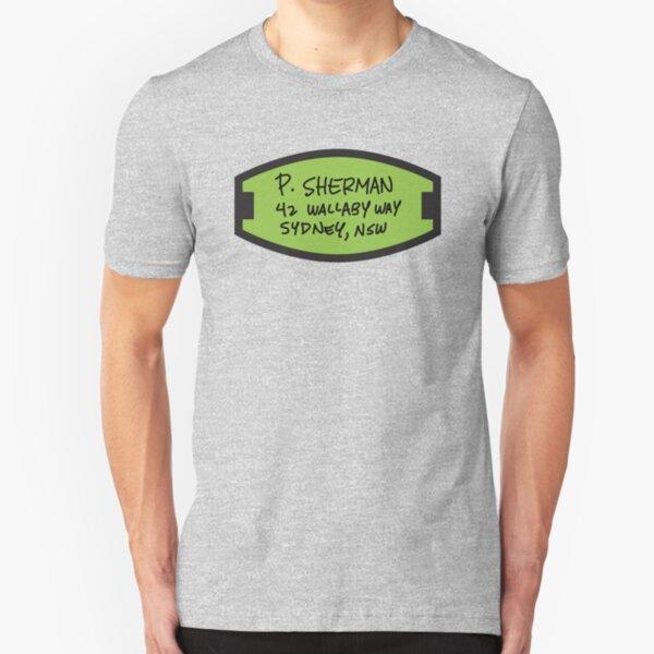 P. Sherman Slim Fit T-Shirt