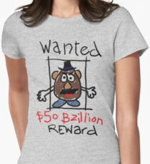 Wanted Women's Fitted T-Shirt