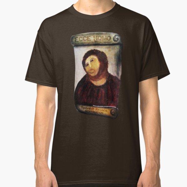 Restoration Ecce Homo Classic T-Shirt