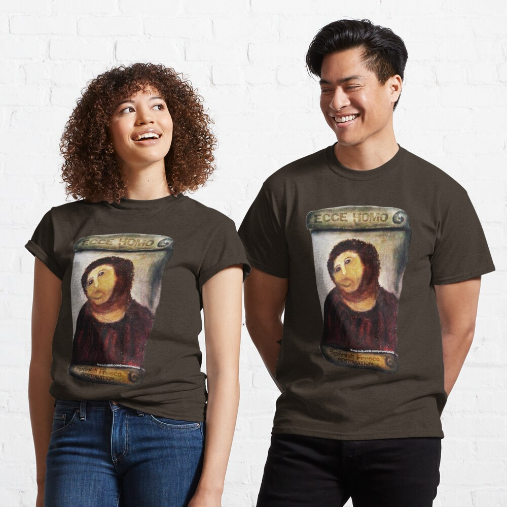 Restauración Ecce Homo Camiseta clásica
