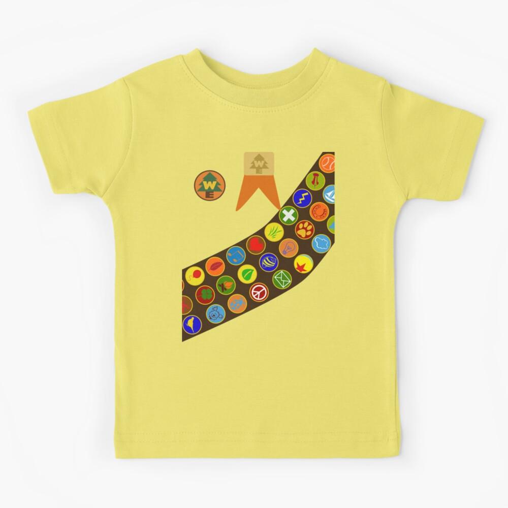 Wilderness Explorer Kids T-Shirt