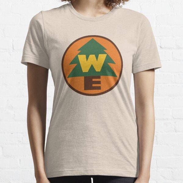 Wilderness Explorer Logo Essential T-Shirt