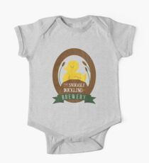 The Snuggly Duckling Brewery One Piece - Short Sleeve
