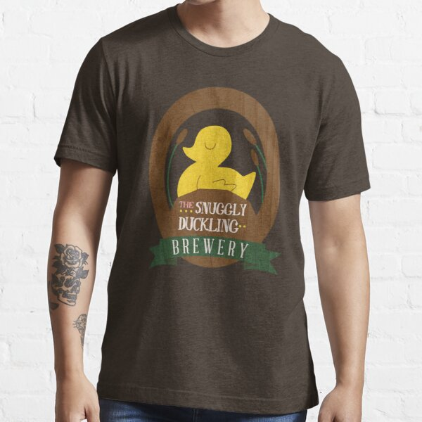 The Snuggly Duckling Brewery Essential T-Shirt