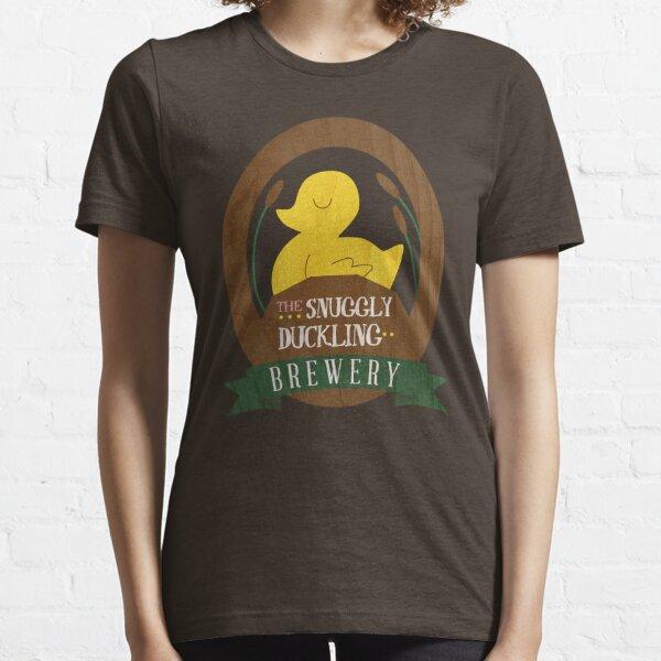Die Snuggly Duckling Brewery Essential T-Shirt