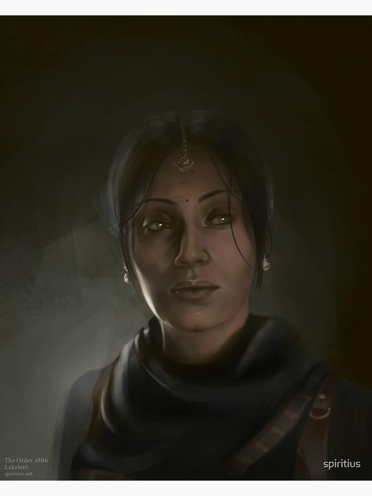The Order 1886: Lakshmi by spiritius