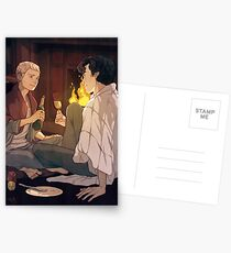 fireplace Postcards