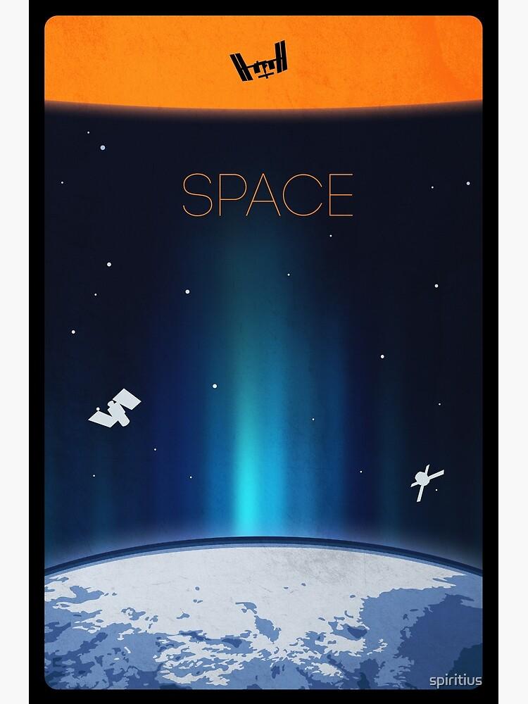 Space by spiritius