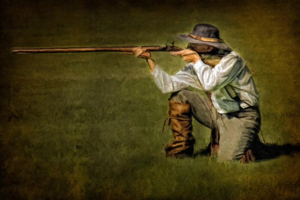 The Frontiersman by TeresaB