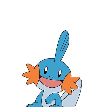 Mudkip by chrisstokes