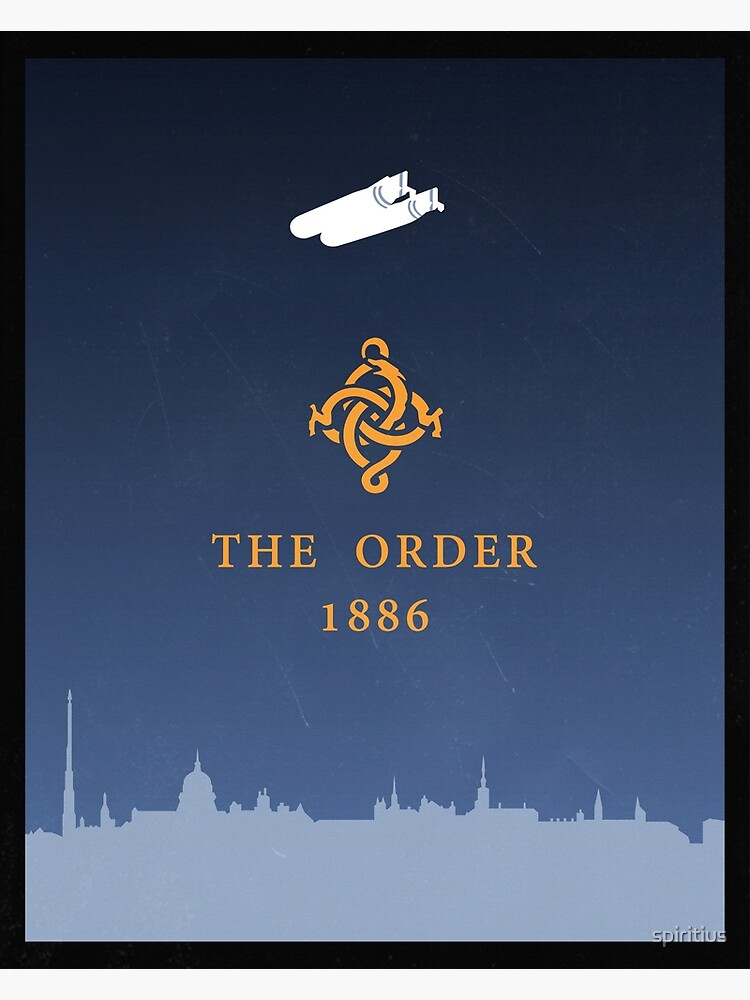 The Order 1886: poster by spiritius