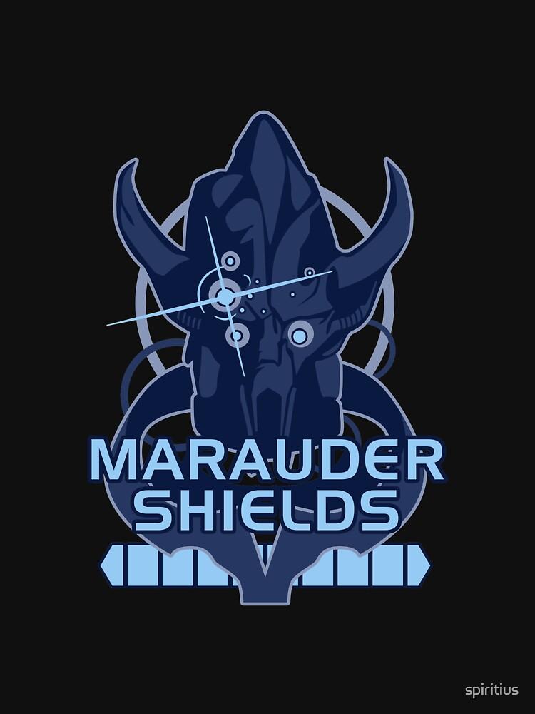 Mass Effect: Marauder Shields by spiritius