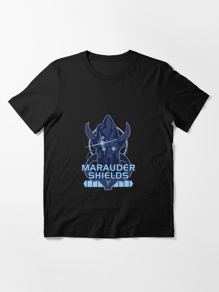 Alternate view of Mass Effect: Marauder Shields Essential T-Shirt
