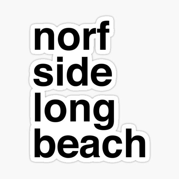 Norf Norf Sticker