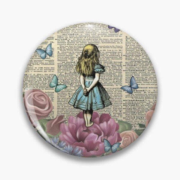 Alice In Wonderland - Wonderland Garden Pin