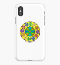Modernist Art Guell Crypt n1 iPhone Case