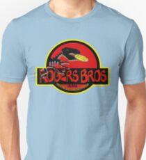 dinosaur by rogers bros Unisex T-Shirt