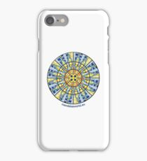 Modernist Art Palau Musica n1 iPhone Case/Skin