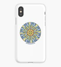 Modernist Art Palau Musica n1 iPhone Case