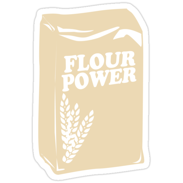 Flour Power by RedCreative